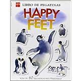 Libro de pegatinas. Happy Feet