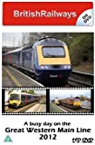 BritishRailways On Dvd - A Busy Day On The Great Western Main Line 2012 (Over 140 Trains at Iver)