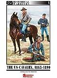 U.S. Cavalry, 1865-90: Patrolling the Frontier (Historical Warriors)