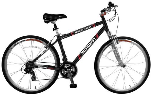Schwinn Midmoor Men's Hybrid Bike (700c Wheels)