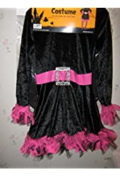 Girls' Witch Costume (Medium)