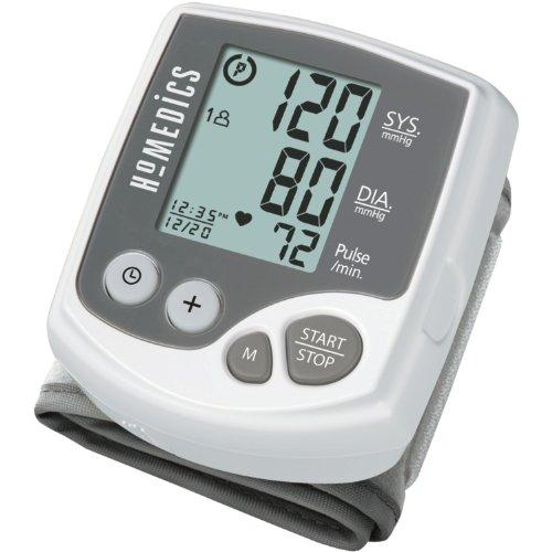 HoMedics BPW-060 Digital Automatic Wrist Blood Pressure Monitor with 120 Memories (Homedic Blood Pressure Cuff compare prices)