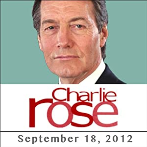 Charlie Rose: Dick Costolo and Bill Browder, September 18, 2012 | [Charlie Rose]