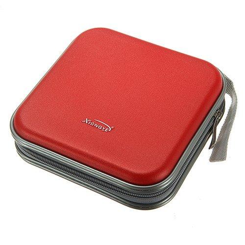 mecotm-40-dics-cd-vcd-dvd-case-storage-organizer-wallet-holder-album-box-red