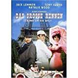The Great Race (Region 2 import) Jack Lemmon, Tony Curtis