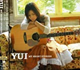 YUI CD 「MY SHORT STORIES(初回生産限定盤)」