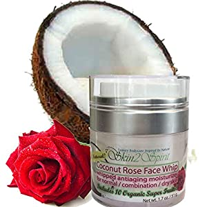 Skin2Spirit Coconut Rose Face Whip