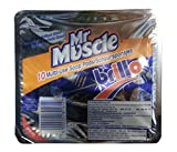 Brillo Mr Muscle Multi Use Soap Scouring Cleaning Pads Pack of 10