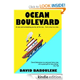 Ocean Boulevard - Adventures On The High Seas: An Epic and Exhilarating Journey All the Way... from a Boy to a Man (Baboulene's Travels)