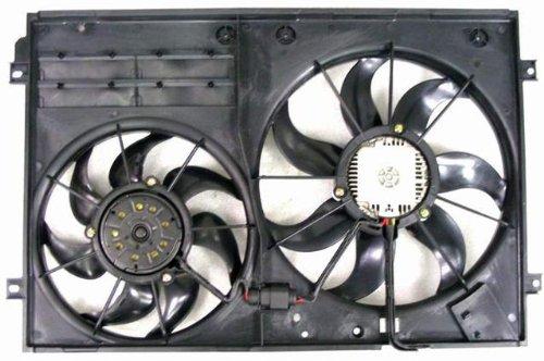 Engine Cooling Fan Assembly-Radiator Fan Assembly fits 07-09 Camry 2.4L-L4