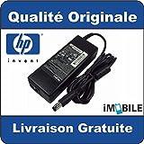 Chargeur Original pour HP PAVILION DV7 90W 5.0mm*7.4mm