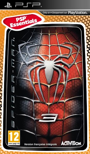 Spider Man 3 – collection essentials