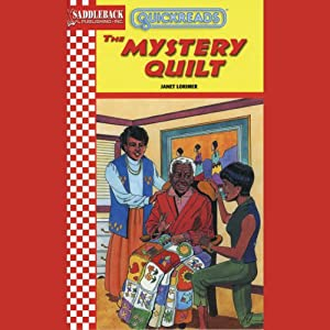 The Mystery Quilt: Quickreads | [Janet Lorimer]