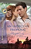 img - for An Indecent Proposal (Thoroughbred Legacy) book / textbook / text book