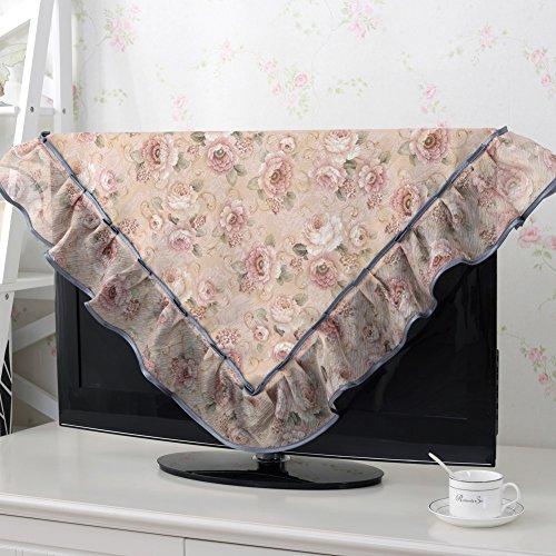 Lois Jacquard asciugamani viso tovaglie tovaglia bellezza stile minimalista diverse dimensioni multiuso panno tovaglia tavola rotonda in tetabel coprire Len TV copertura asciugamano.