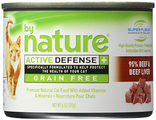By Nature 95% Beef & Beef Liver Recipe