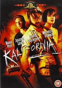 Kalifornia [DVD]