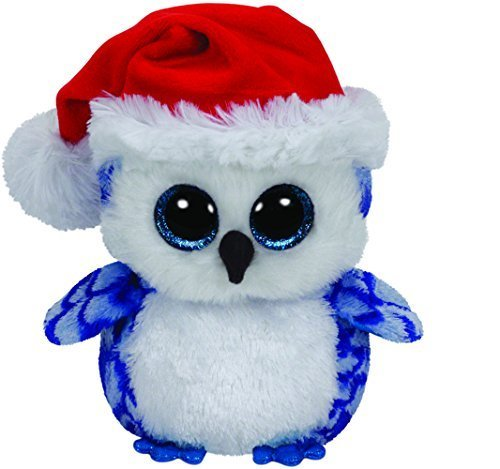 Ty Beanie Boos Icicles - Blue Owl by Ty Inc.