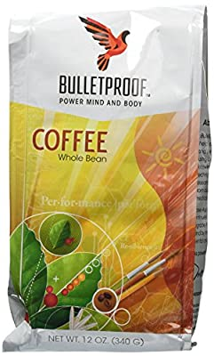 Bulletproof® Upgraded Whole Coffee Beans 340g