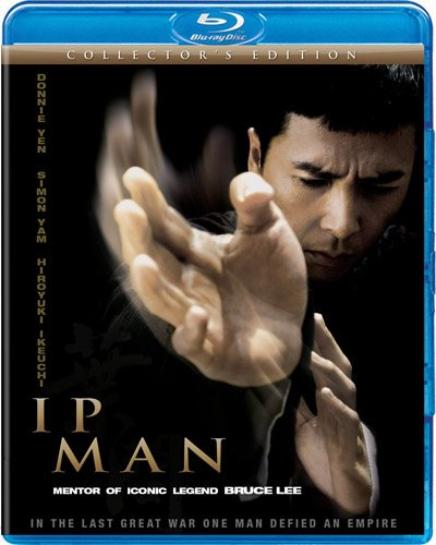 Cover art for  Ip Man (Two-Disc Collector's Edition) [Blu-ray]