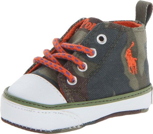 Baby Boy Boat Shoes front-782993