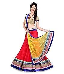 Divine Fab Women's Cotton Unstitched Dress Material (Divine Fab_12_Beige_Free Size)
