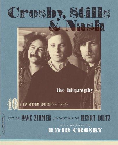 Crosby, Stills & Nash: The Biography front-1036722