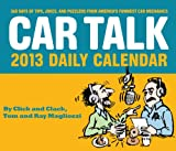 2013 Daily Calendar: Car Talk