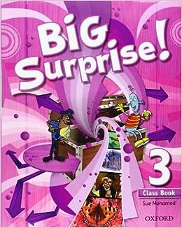Big Surprise 3: Class Book: Amazon.es: Sue Mohamed: Libros