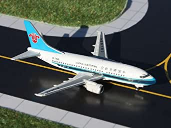 Gemini Jets China Southern B737-500 1:400 Scale