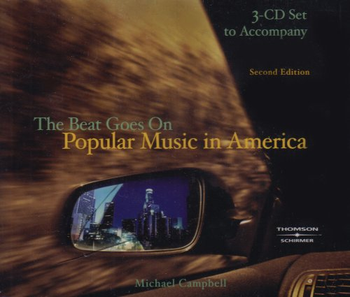 3-CD Set for Campbell's Popular Music in America: And The Beat Goes On, 2nd (Popular Music In America Campbell compare prices)