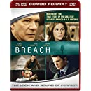 Breach (Combo HD DVD and Standard DVD)