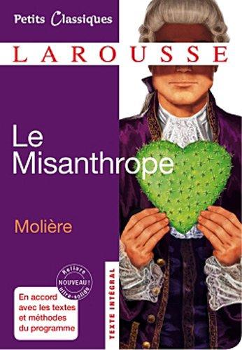 Le Misanthrope - édition 2011