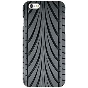 Apple iPhone 6 Back Cover - Grey Designer Cases