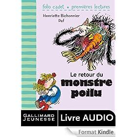 Le retour du monstre poilu (livre audio) - Premi�res lectures