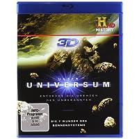 Unser Universum - Die 7 Wunder des Sonnensystems [3D Blu-ray]