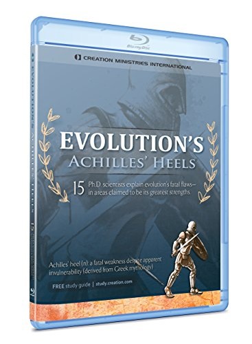 Evolution's Achilles' Heels [Blu-ray]