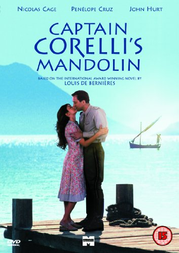 Captain Corelli's Mandolin [DVD] [2001]