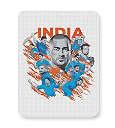 PosterGuy Mouse Pad - Men In Blue Indian Cricket Team India Cricket, Indian Team, Cricket, Team India