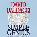 Simple Genius | David Baldacci