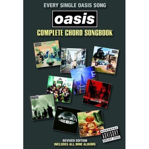 oasis chord songbook pdf