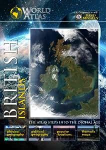 The World Atlas  British Islands