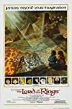 LORD OF THE RINGS - ANIMATED - US - MOVIE FILM WALL POSTER - 30CM X 43CM