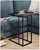 Coaster Snack Table-Black