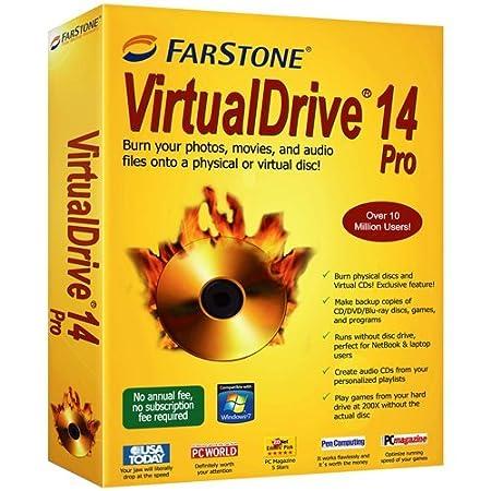 Virtual Drive 14 Pro