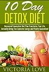 10 Day Detox Diet: Innovative Diet Pl...