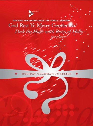 advance-music-anderson-dc-god-rest-ye-merry-gentlemen-deck-the-halls-with-bows-of-holly-string-quart