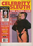 Celebrity Sleuth (Rachel Williams, Claudia Schiffer, Naomi Campbell, /Ass*Tounding, Volume 9 # 5)