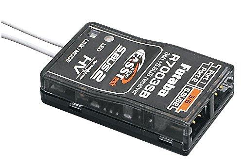 Futaba R7003SB BiDirectional 2.4GHz FASSTest Rx SBus 2 Receiver