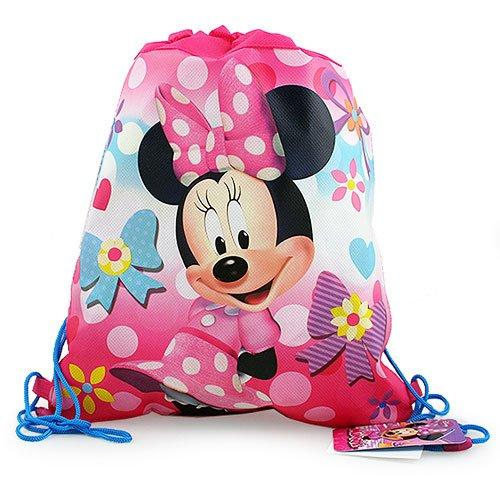 Minnie Mouse Non-Woven Sling Bag [2-Pack]
